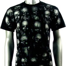 Camiseta Rock Eagle L T-shirt Tattoo H. R. Giger Alien Shiroi Neko Ed Hardy rare