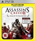 Assassins Creed II: Game of The Year - Platinum Edition (PS3), Very Good Playsta