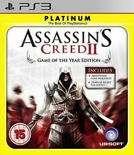 Assassin's Creed II-Spiel des Jahres Edition (Platinum) (Sony PlayStation 3