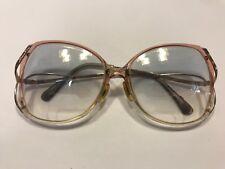 d9b0218b087d Tura Rx Eyeglasses Frames Brown Goldtone Large Vtg 80s55-13-140 303