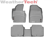WeatherTech Car Floor Mats FloorLiner for Hyundai Elantra - 2011-2013 - Grey