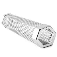 Barbecue Pellet Smoker Tube/Pipe Stainless Steel for Hot/cold 4 Shape USX