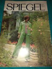 1973 Spiegel Catalog Spring Summer