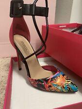 Shoedaze Donatella Floral Pumps