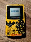 Nintendo Gameboy Color Lunchables special edition limited Wata VGA rare Gem