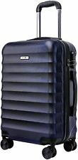 CarryOne Hardside Carry on Luggage, Lightweight Suitcase with Spinner Wheels, 20