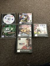 Classic PlayStation One PS1 Games Bundle.