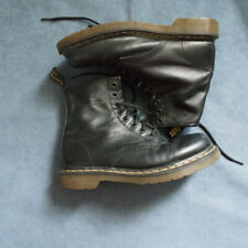 Dr. Martens Doc 1460 Black Boots US Men 7 Us Made In China