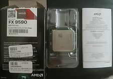 Amd FX-9590 4.7GHz 5.0GHz Max Turbo 8 ocho núcleos del procesador socket AM3+