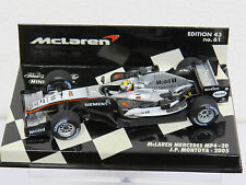 J.P. Montoya McLaren Mercedes MP4-20 2005  Minichamps Nr. 530054310 1/43