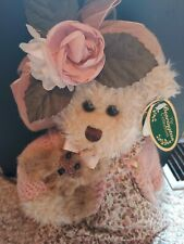 The Bearington Collection 16-inch Daisy & Belle Bear 1069 Collectible Series Nwt