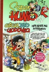CHICHA, TATO Y CLODOVEO (SUPER HUMOR MORTADEL)