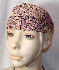 Fair Trade Gringo Boho Headband Hippy Festival Hippie Stretchy Cotton Print