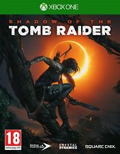 Shadow of the Tomb Raider (Xbox One)  Brand New & Sealed