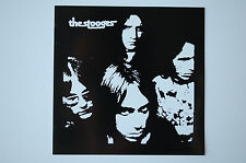The Stooges Sticker Decal (414) Punk Rock Iggy Pop Car Window Bumper