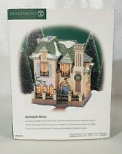 """Heritage Village Collection """"Gardengate House"""" Department 56"""