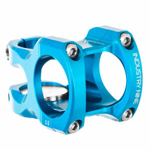 Industry Nine A35 Stem, (35.0) 32mm - Turquoise