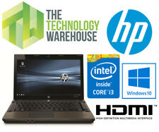 """HP Probook 4320s Laptop 13"""" Fast laptop with 750GB HDD HDMI & Windows 10 Pro .B"""