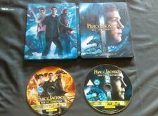 Blu-Ray Steelbook Et Blu-Ray 3D Perçu Jackson Sea Of Monsters (Version Anglaise)