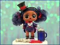 LOL Surprise Hairgoals THE AMAZING BB b.b. Series 2 Magician Doll~Sealed Capsule