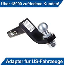 Für Chevrolet Impala Anhängerkupplung Adapter für US-Fahrzeuge Gesenkt 50x50mm