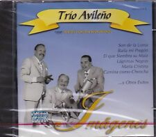 Trio Avileno Imagenes CD New Nuevo Sealed