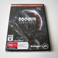 MASS EFFECT: ANDROMEDA - PC   LIKE NEW & SEALED