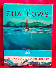 The Shallows Blu-Ray Steelbook Limited Edition Release  NEW