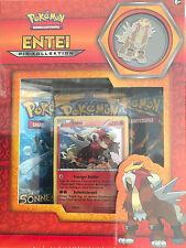 Pokémon TCG Pin Kollektion: Entei