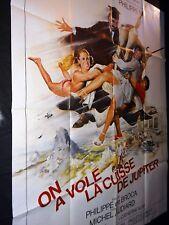 ON A VOLÉ LA CUISSE DE JUPITER De Broca Annie Girardot affiche cinema 1980