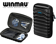 Winmau Blue Tour Edition Dart Case Robust, Extra Large - Holds 2x Sets Of Darts