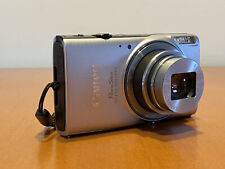 Canon PowerShot ELPH 350 HS / IXUS 275 HS 20.2MP Digital Camera - Silver