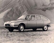 Citroen GS Club Saloon 1973-74 Original UK Market Press Photograph
