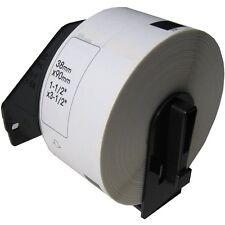 (20 Rolls) DK-1208 Brother Compatible Labels. Premium Permanent Core. DK1208