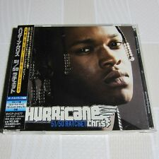 Hurricane Chris - 51/50 Ratchet JAPAN CD+1Bonus Mint W/OBI #G02