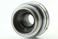 【EXCELLENT++】Ihagee Meyer made Anastigmat Exaktar 5.4cm F3.5 From Japan 409