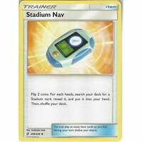 208/236 Stadium Nav | Uncommon Trainer Card | Pokemon SM11 Unified Minds TCG