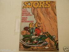 SJORS 1975-34 TINUS TROTYL MOTO CHOPPER COVER,