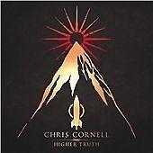 Chris Cornell - Higher Truth (2015) LT ED deluxe packaging + 4 bonus tracks NEW