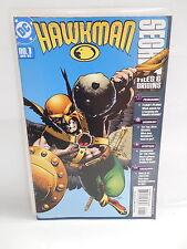 Hawkman Secret Files And Origins Dc Comic Book #1 Geoff Johns Walt Simonson