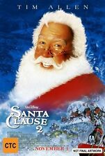 The Santa Clause 2 (DVD, 2007) Tim Allen, Judge Reinhold, Eric Lloyd