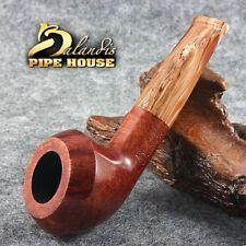 Exclusive BALANDIS Original Briar Handmade Tobacco Smoking pipe MARIACHI Teak