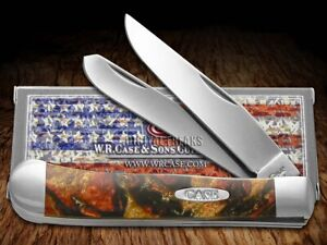 Case xx Trapper Knife Hades Corelon 6073HD Stainless Pocket Knives