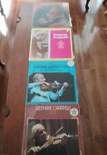 Four Stephane Grappelli Vintage Vinyl Records.Astor Records Australia. One Lot.