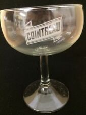 Cointreau Liquor Collectable Spirit & Whisky Glasses