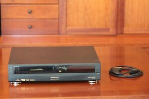 Panasonic F55 Videoregistratore VHS