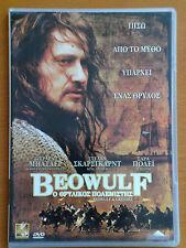 BEOWULF & GRENDEL  DVD 2006 4:3 PAL FORMAT REGION 2 Gerard Butler, St.Skarsgaard