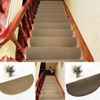 New Popular Sisal Staircase Mat Self-adhesive Self-absorption Stair Non-slip Mat