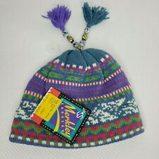 ca9c448c6 Multi-Color 100% Wool Beanie Hats for Women for sale | eBay