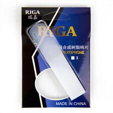 Alto Saxophone Sax Reeds 2.5 Sax Parts Accessories Premium Synthetic Resin White